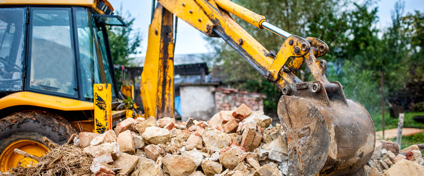 Demolition Contractors Cocoa & Melbourne, FL